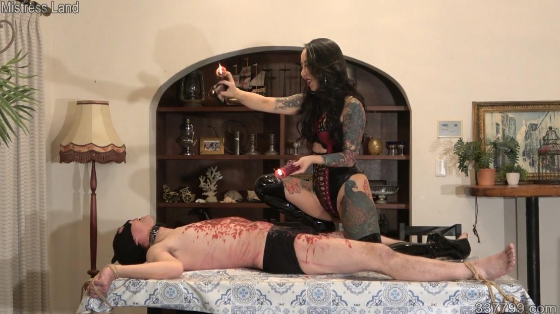 妖湖女王様 ミストレスランド MLDO-167 貴婦人の館で人間便器にされていく男 聖水 鞭 蝋
