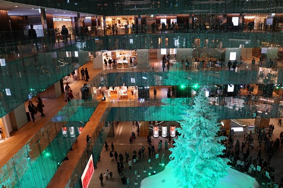 東京駅2018122709