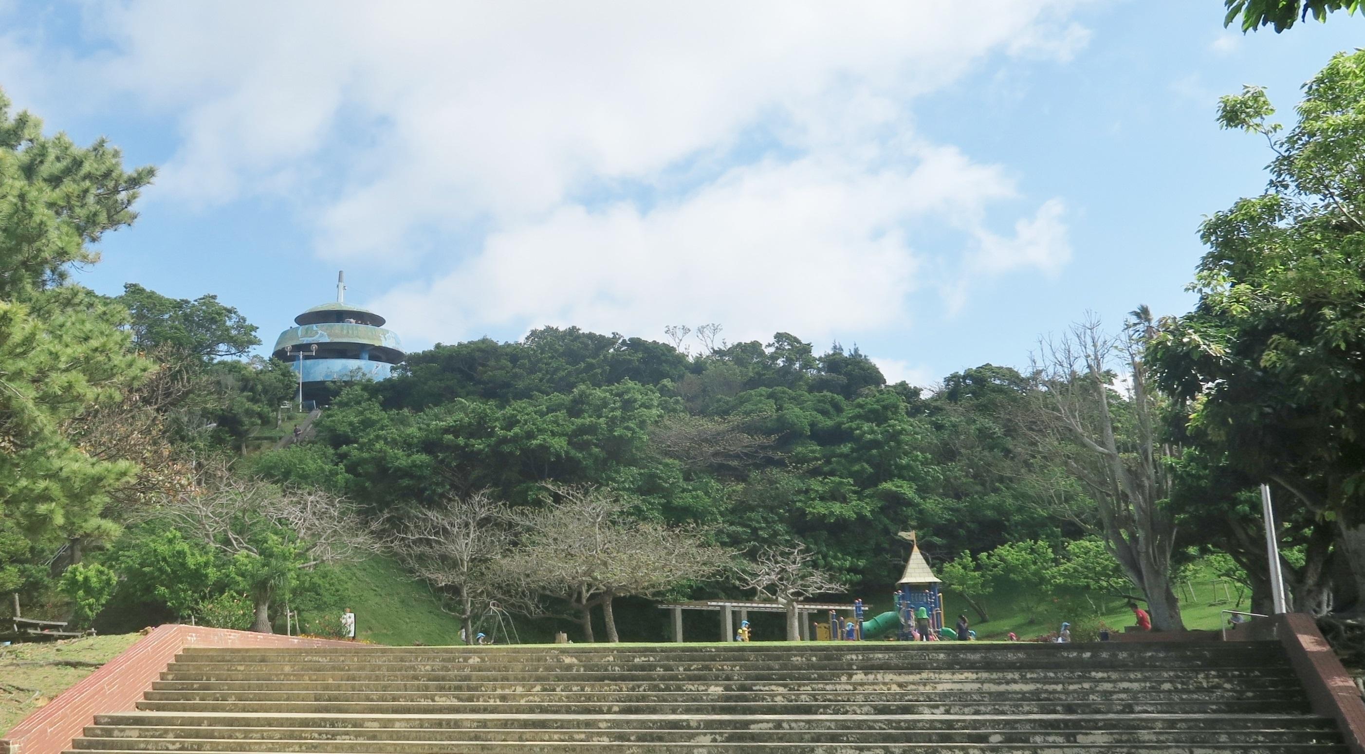 沖縄嘉数高台公園2016060313