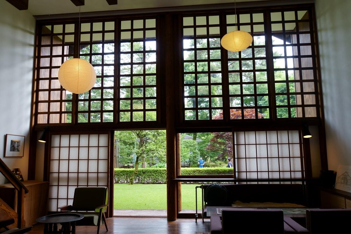 江戸東京たてもの園2020070502