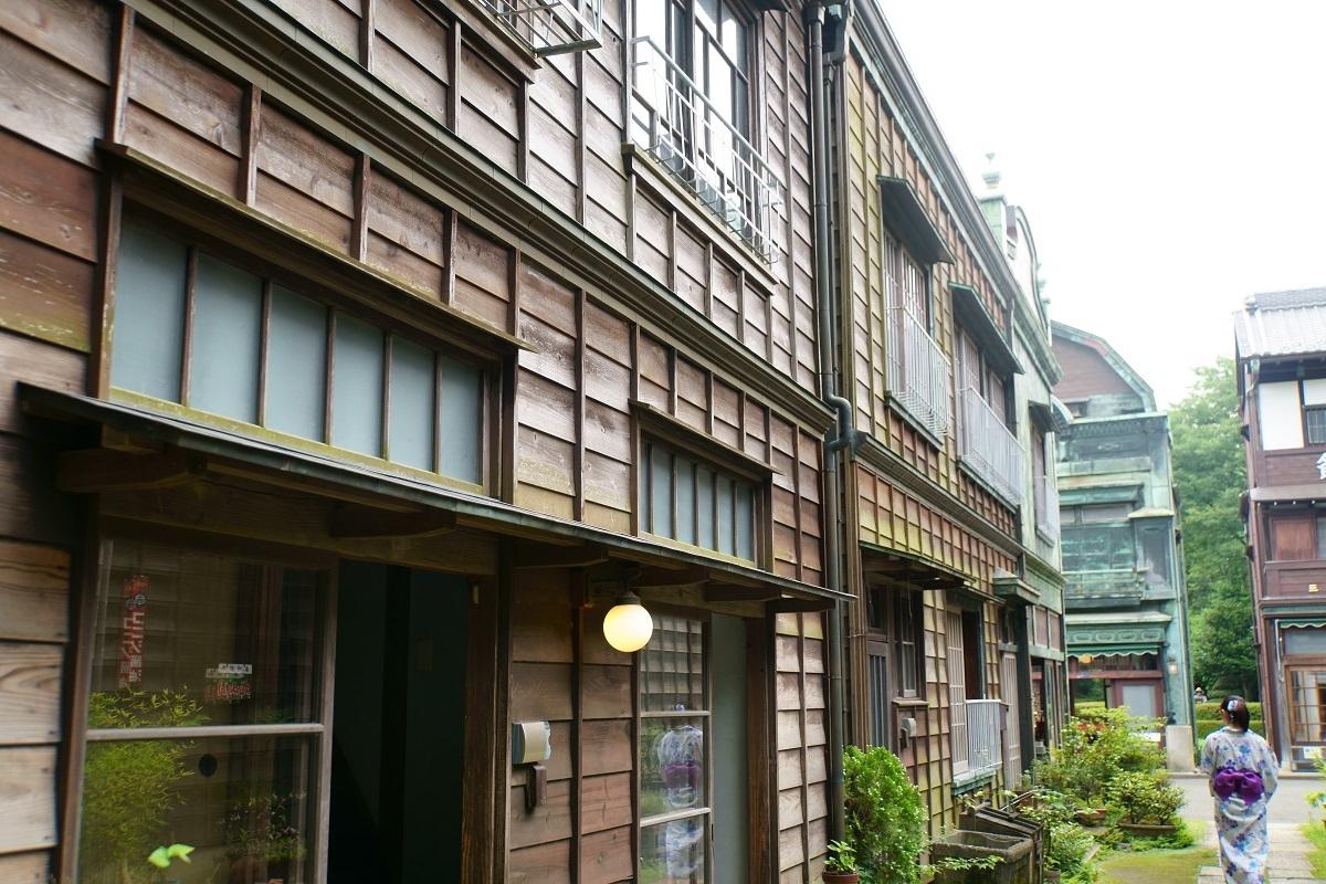江戸東京たてもの園2020070905