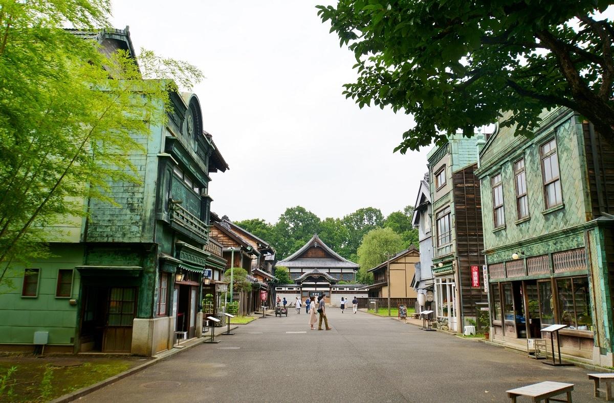 江戸東京たてもの園2020070901