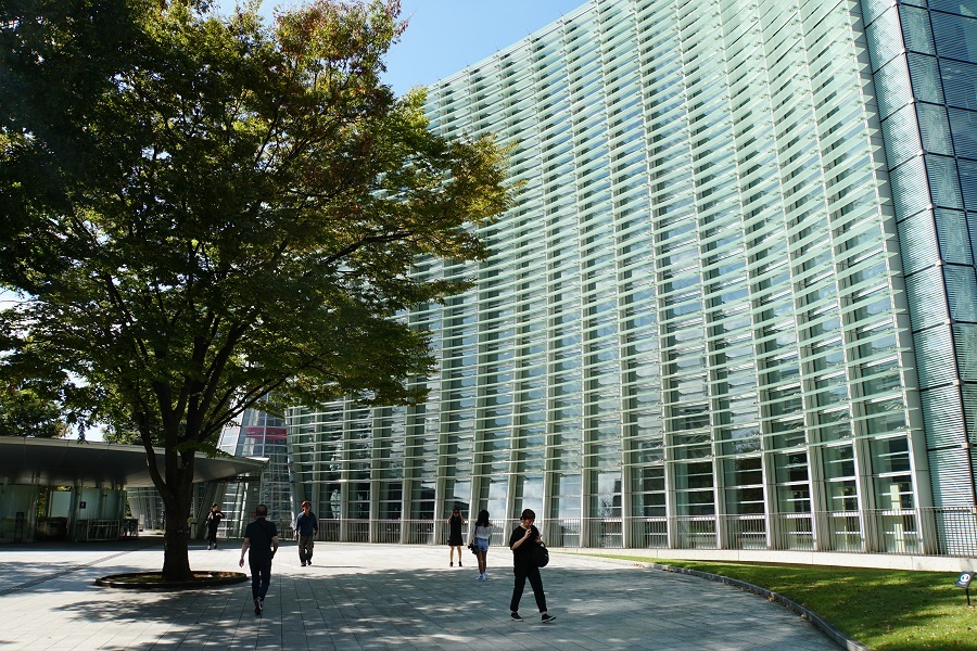 国立新美術館20181101