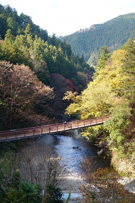 秋川渓谷2018120801