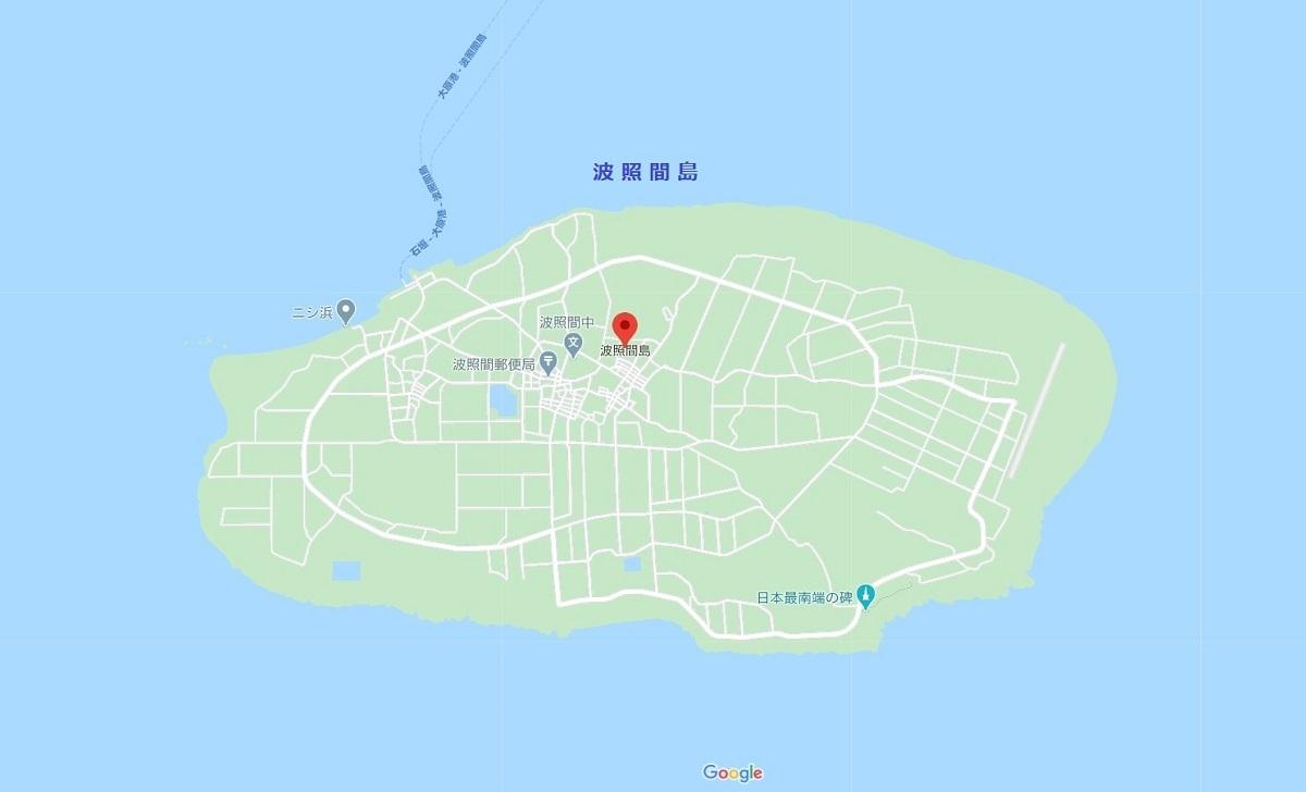 波照間島2020053014