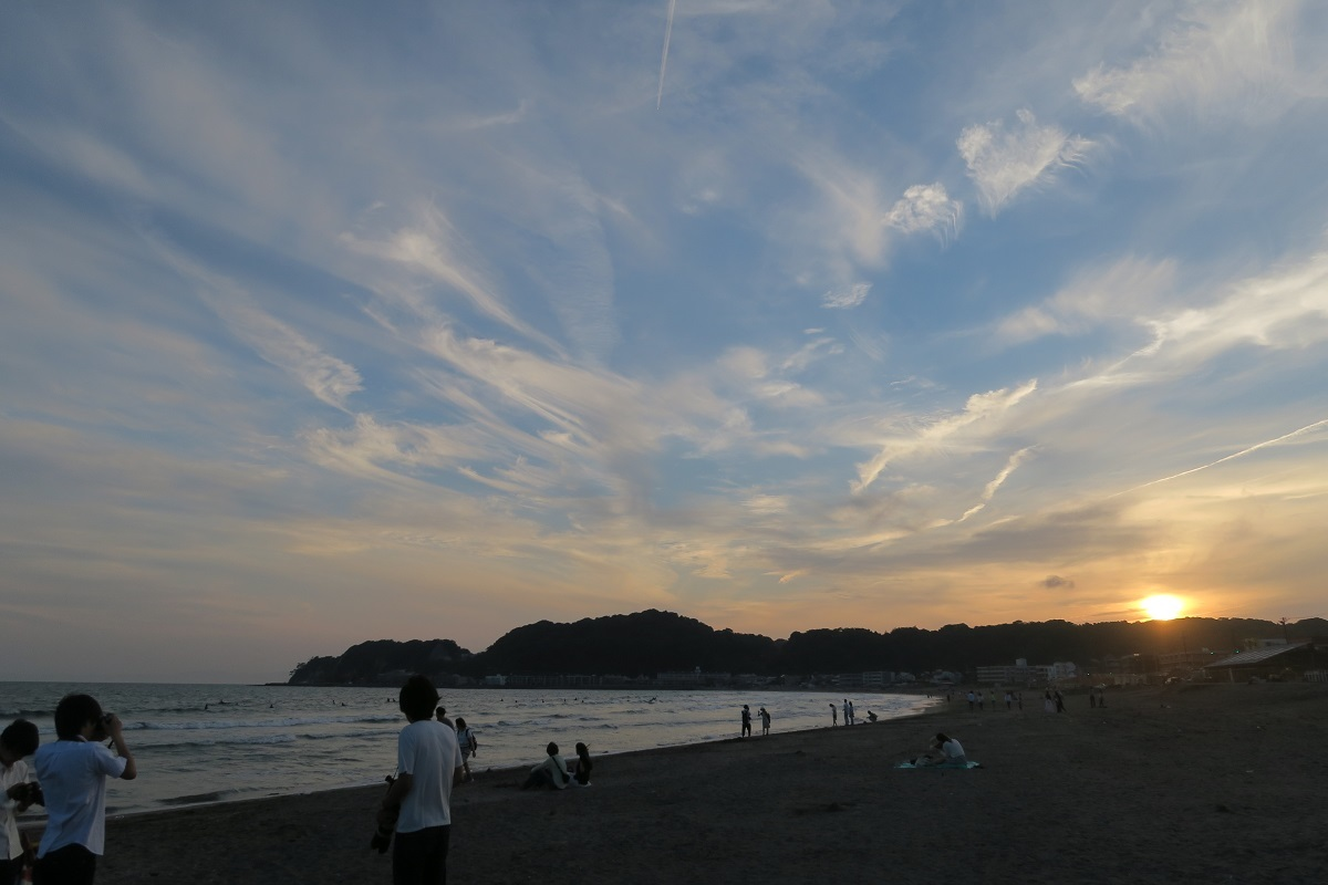 鎌倉由比ガ浜2016061103