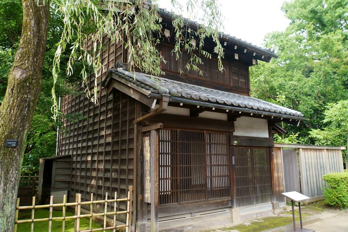 江戸東京たてもの園2020071401