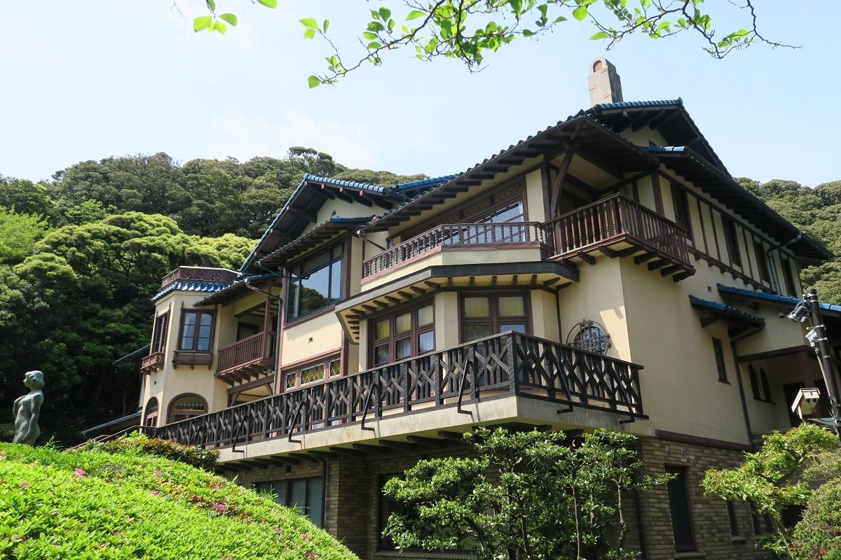 鎌倉文学館2020042403