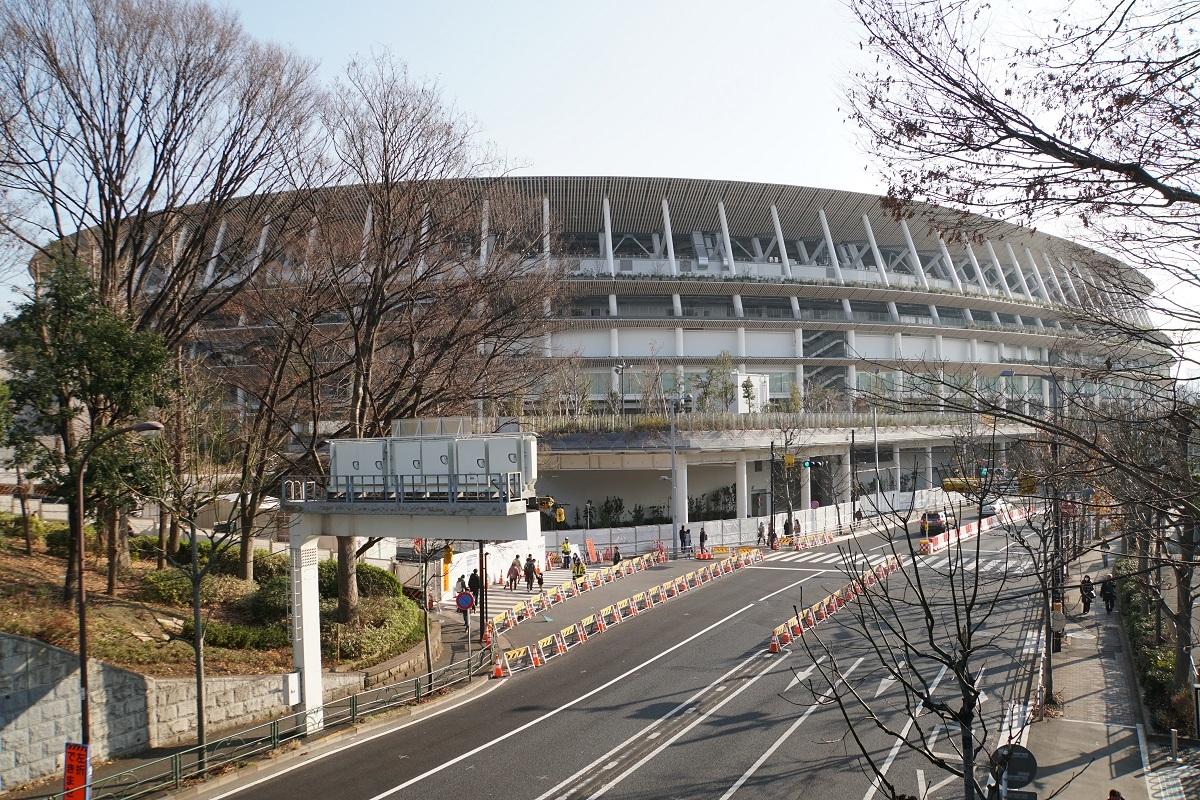 新国立競技場2020012107