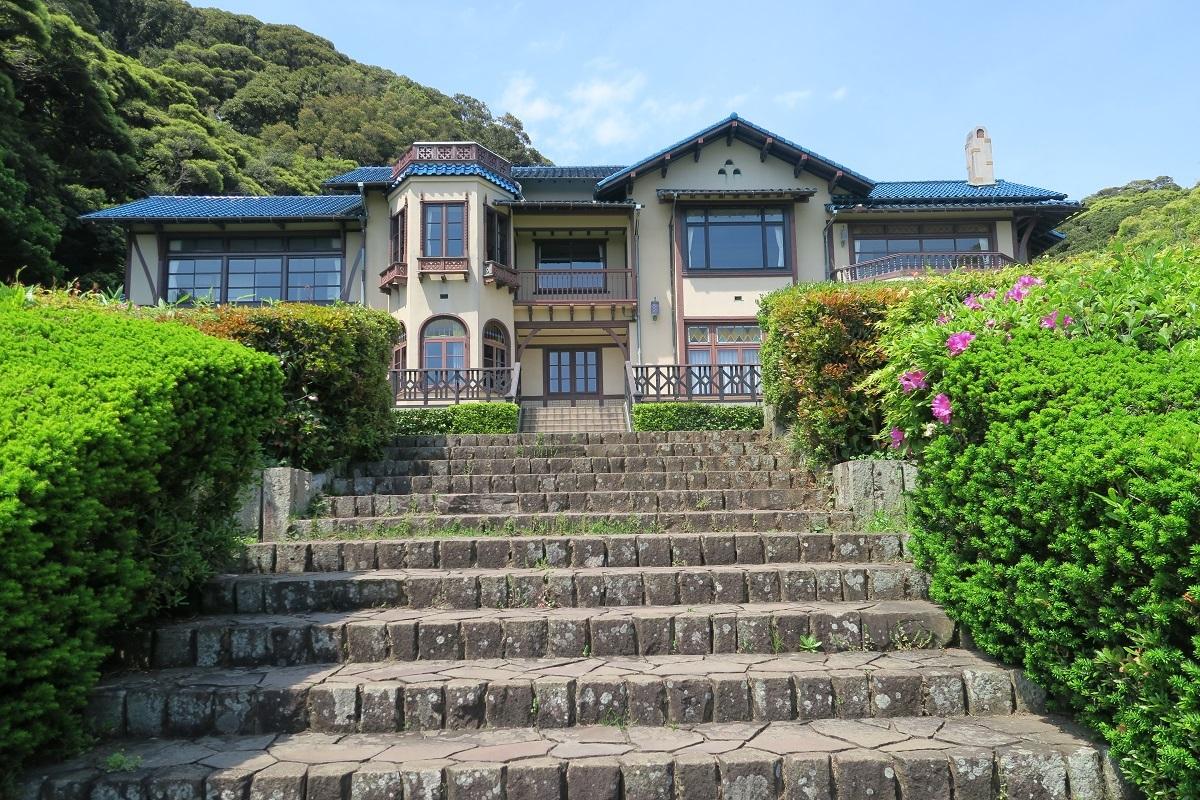 鎌倉文学館2020042404