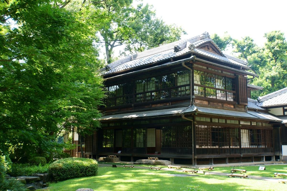 江戸東京たてもの園2020070508