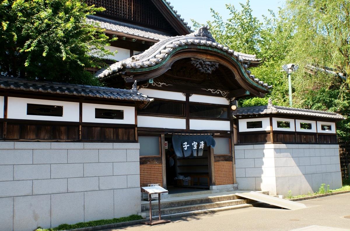 江戸東京たてもの園2020071406