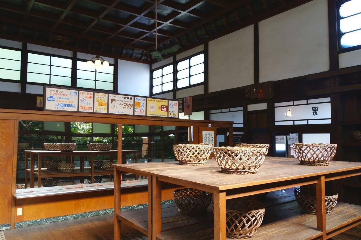 江戸東京たてもの園2020071408