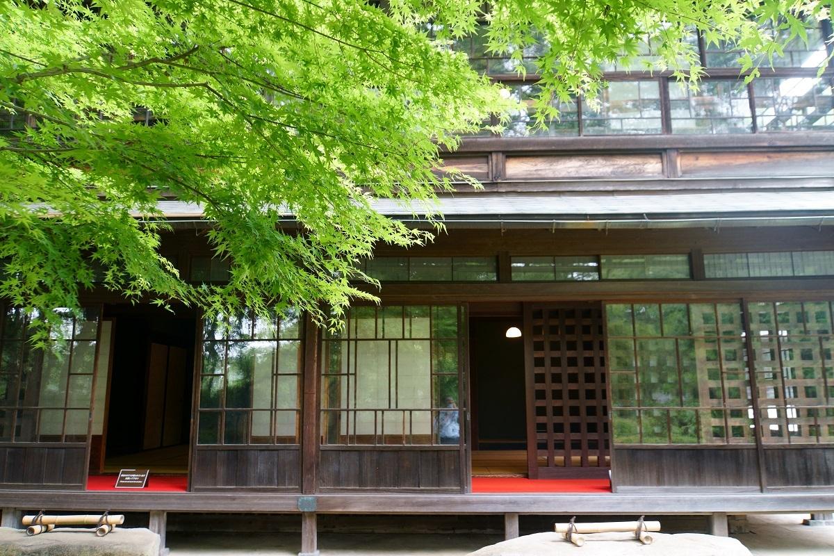 江戸東京たてもの園2020070509