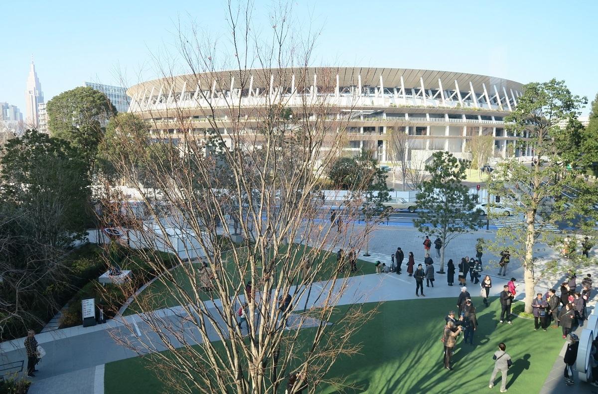 新国立競技場2020012105