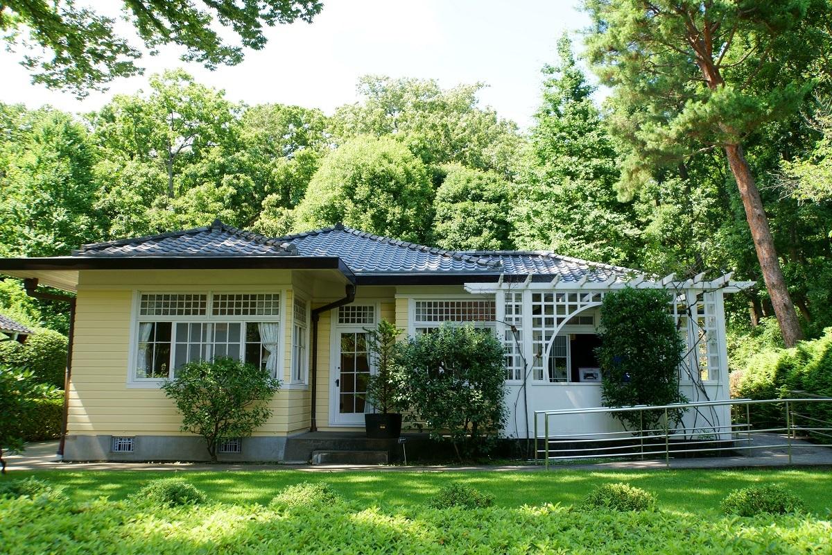江戸東京たてもの園2020070511