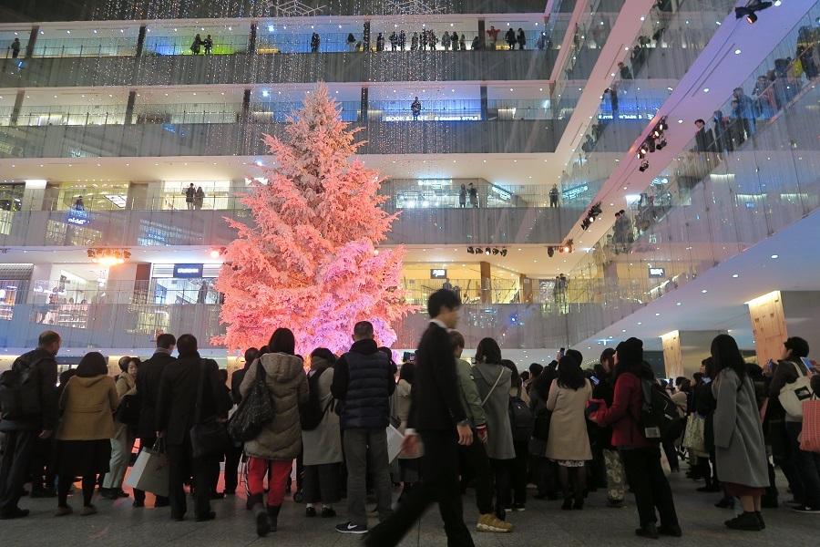 東京駅2018122707
