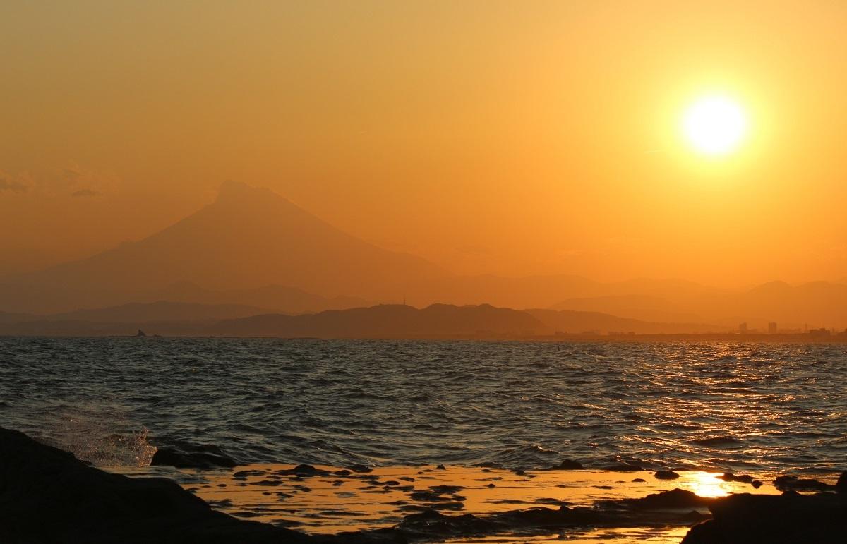 江ノ島稚児が淵2020042407