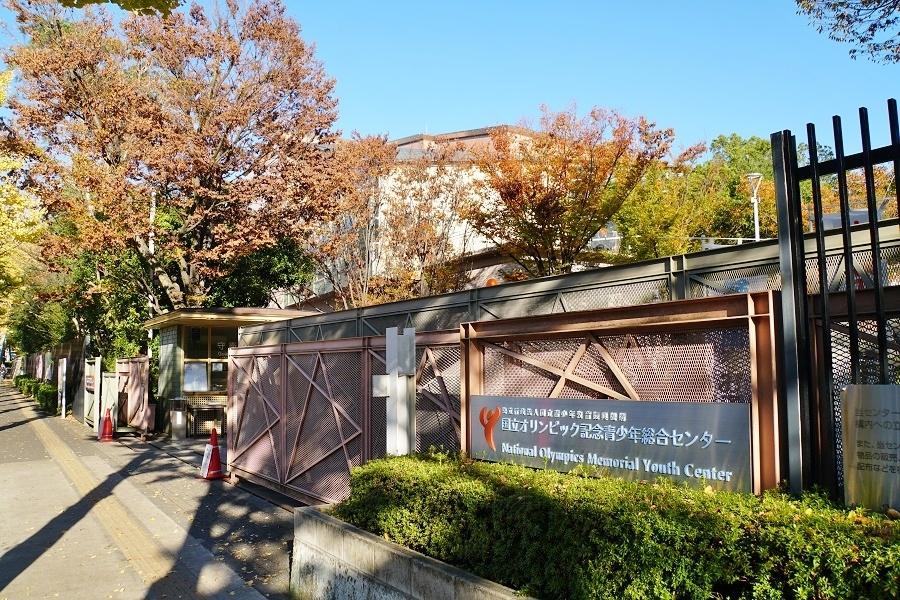 代々木公園2018120308
