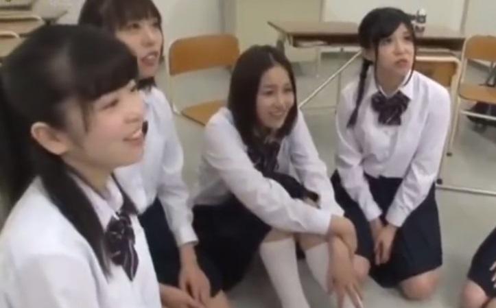 クラスの女子たち