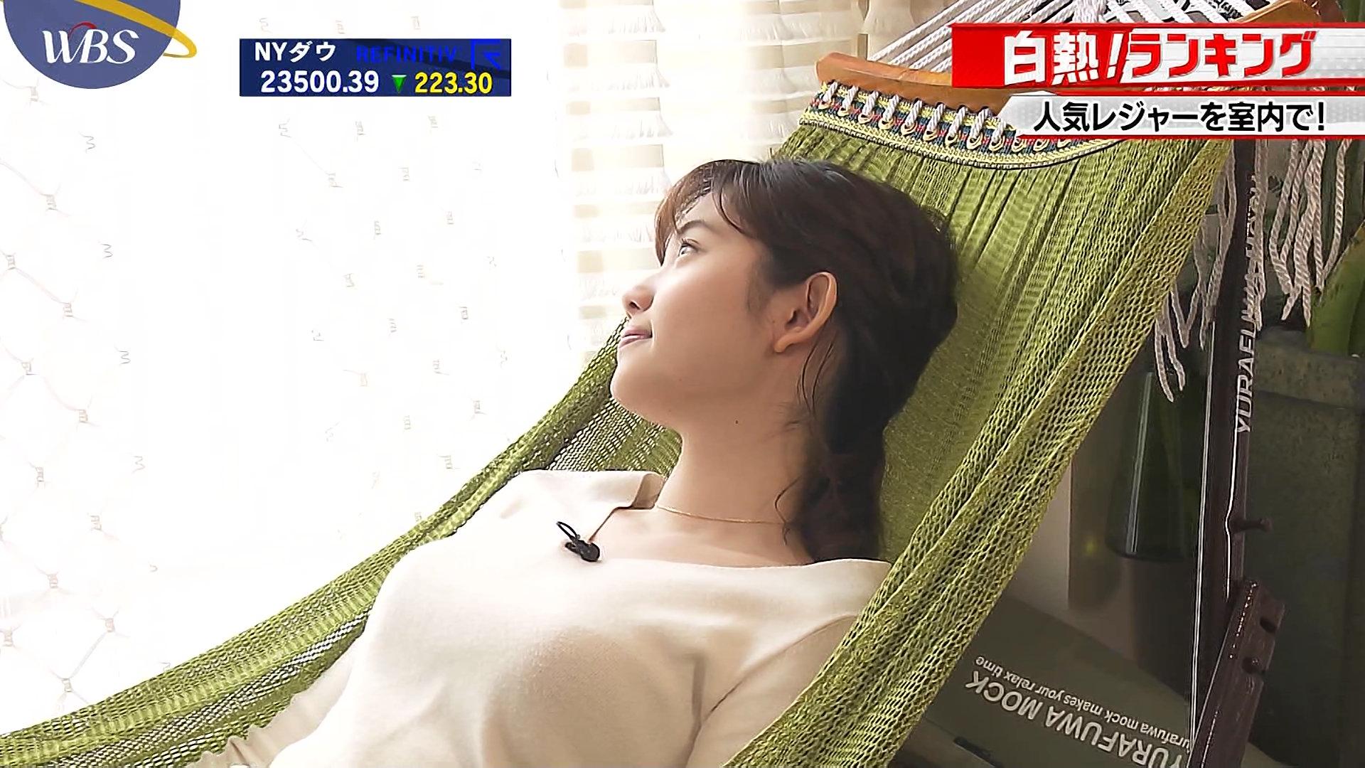 今日も田中瞳アナは可愛いで4