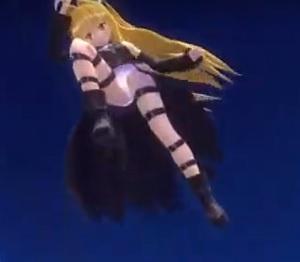 ツインテール微乳美少女の3Dエロアニメ