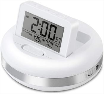 振動アラーム時計