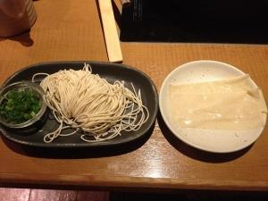 しゃぶしゃぶ温野菜麺20180927