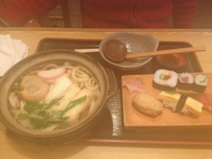 冨士屋鍋焼きうどん20181208