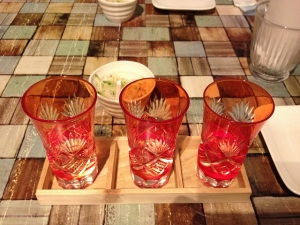 風見鶏日本酒飲み比べ20190220