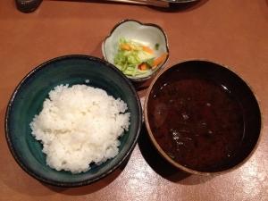 浅野屋ご飯味噌汁20190223