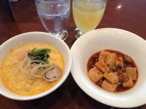 パーゴラ麺麻婆20190603