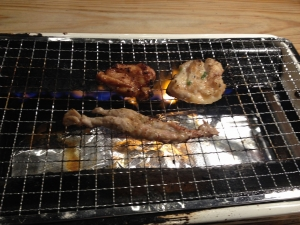 地鶏屋網焼き20190721