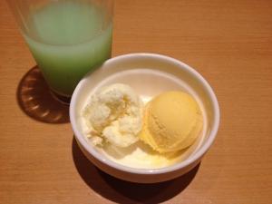 ピュア菜アイスクリーム20190803