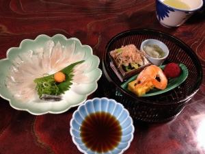 魚長前菜お造り20190810