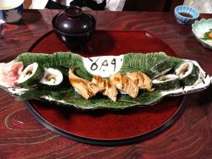 魚長寿司20190810
