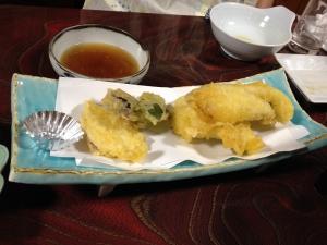 魚長天ぷら20190810