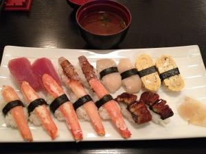 九十九曲寿司1皿目20190811
