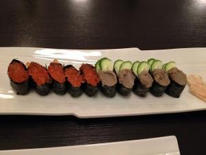 九十九曲寿司2皿目20190811