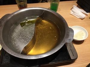 しゃぶ菜鍋20200101