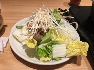 しゃぶ菜野菜20200101