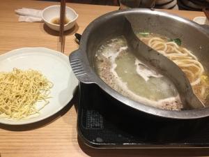 しゃぶ菜うどん中華麺20200101