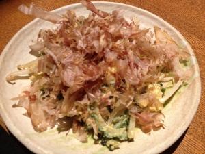 花花ゴーヤチャンプルー20200104