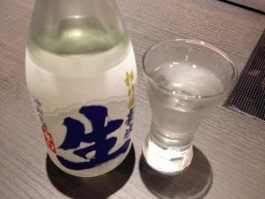 ゆず庵冷酒20200404