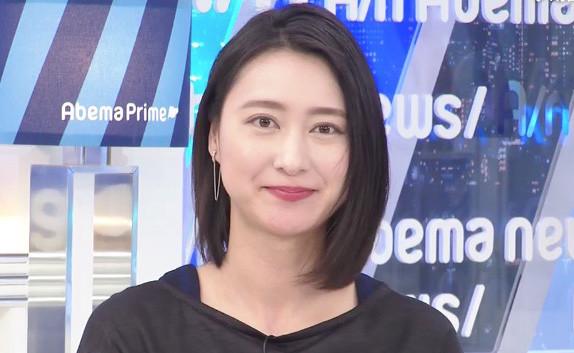 小川彩佳  櫻井翔と別れたデカ顔ロケット巨乳アナウンサーの遍歴おっぱい画像