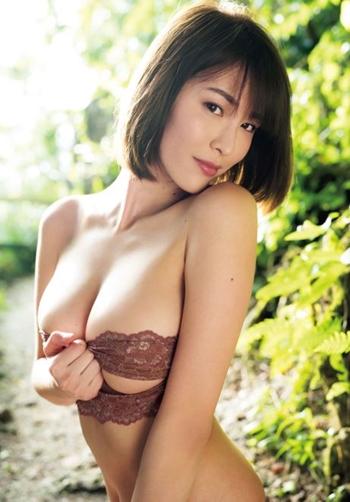 ★ 抜けるガッキー!!人気急上昇中の奈月セナちゃんグラビアランキング1位のおっぱい画像 奈月セナ
