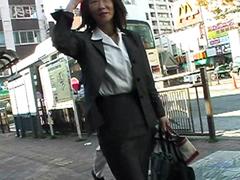 無修正 中出し 四十路olの初av体験 椎名悦子