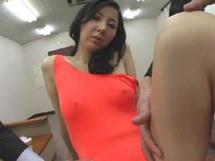 【無修正】立花瞳 「アッチも任せて!敏腕社長秘書」 第2話