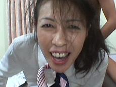 【無修正】藤田みやび 淫乱SMフライト 第二話