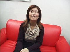 【無修正】江森静香 ムチムチおばさん